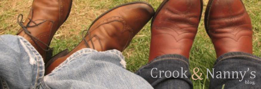 Crook and Nannys Blog