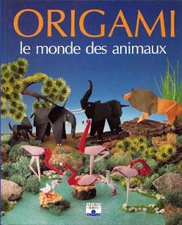 Книга, схемы: Мир животных оригами.