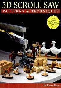Книга: Объемное 3D выпиливание лобзиком деревянных игрушек