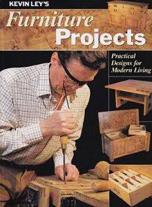 Книга - Чертежи практичной мебели для современной жизни