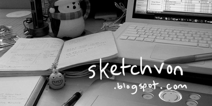 sketchvon