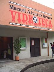 Videoteca Manuel Alvarez Bravo