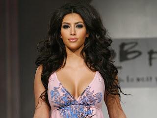online Kim Kardashian wallpaper