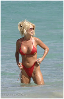 Victoria Silvstedt nude