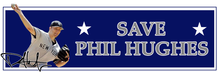 Save Phil Hughes