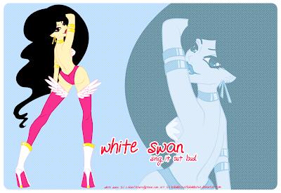 Swan Song by Kabuki Katze (2009)