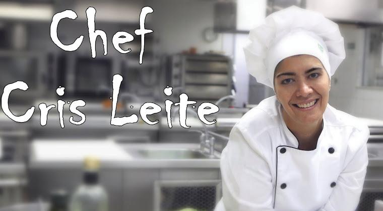 Chef Cris Leite - Gastronomia, comida típica brasileira, comida brasileira, chef de cozinha