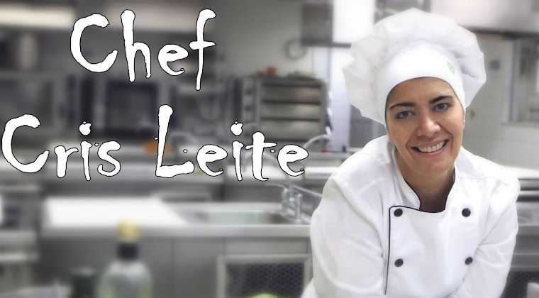 Cris News - Chef Cris Leite - Gastronomia, comida típica, comida brasileira, culinária, chef