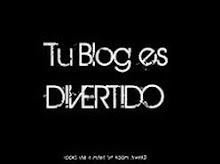 Mi Blog es Divertido!!!