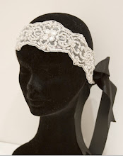 Emma Doyle headpiece