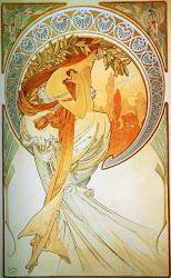 Poetry - Alphonse Mucha