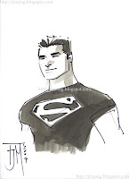 Superboy by Francis Manapul (2009)