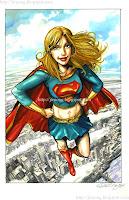 Supergirl by Ryan Kelly (2010)