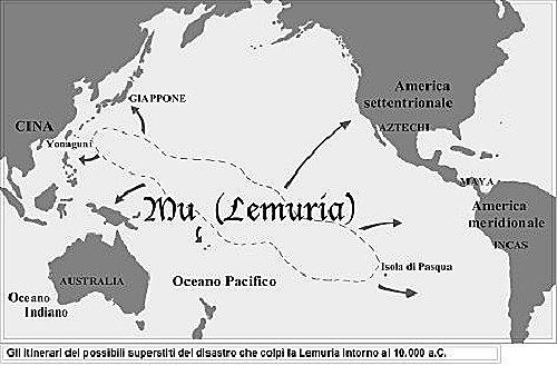 Mu atau Lemuria