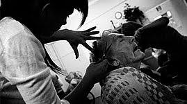 Fryzjerzy w hospicjum