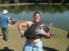 Tamba 30kgs. - Pesqueiro Taquari - 5ª Reunião Pescativa.