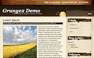 3 Columns Blogspot Templates