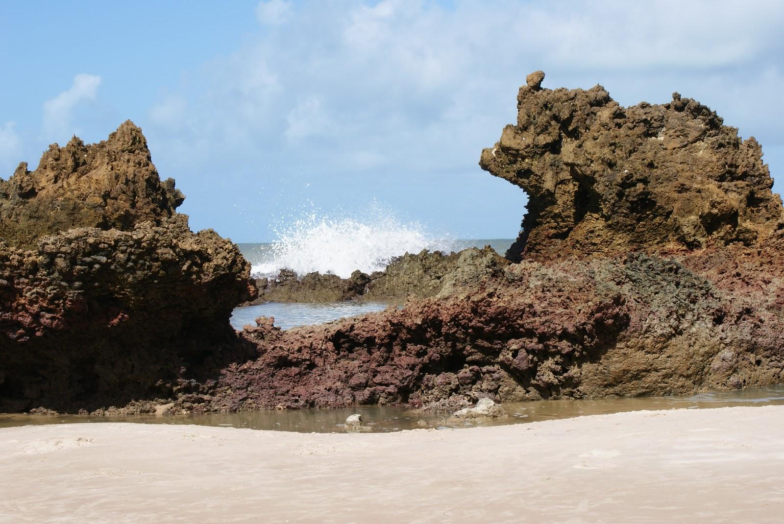 Tambaba   Tambaba beach, City of Tambaba, PB - Brazil