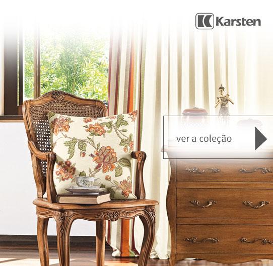 Tecidos Karsten (Coleção Verona)