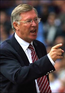 Ferguson disappointed with nani penaly, ferguson disappointed, alex ferguson wallpaper
