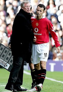 Fergie says Ryan Giggs the Best In Barclays Premier League, the best player Premier league