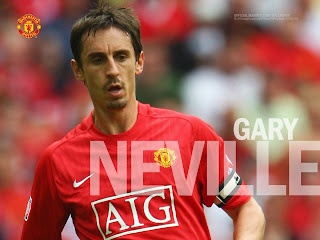 Gary Neville Wallpaper