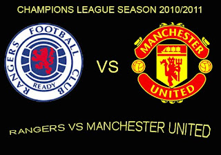 Champions League, ranger, Manchester United