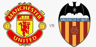 champions league manchester united vs valencia, uefa champions league