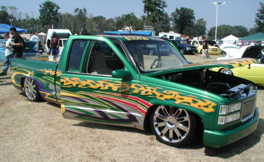 automotive modifications truck, Antique Automotive, sport truck