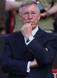 sir alex ferguson, manchester united Wallpaper
