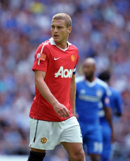 Nemanja Vidic images, Vidic Man United