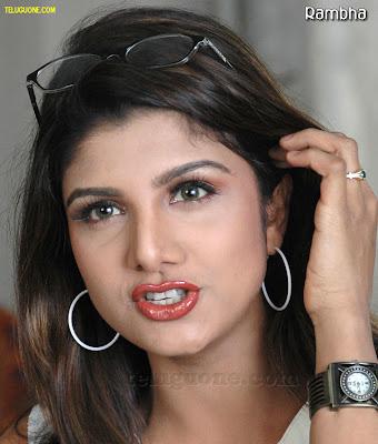 Rambha hot photo