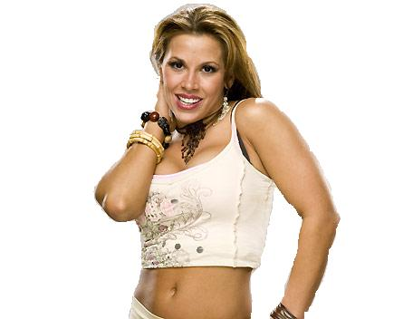 WWE Diva Mickie James hot foto
