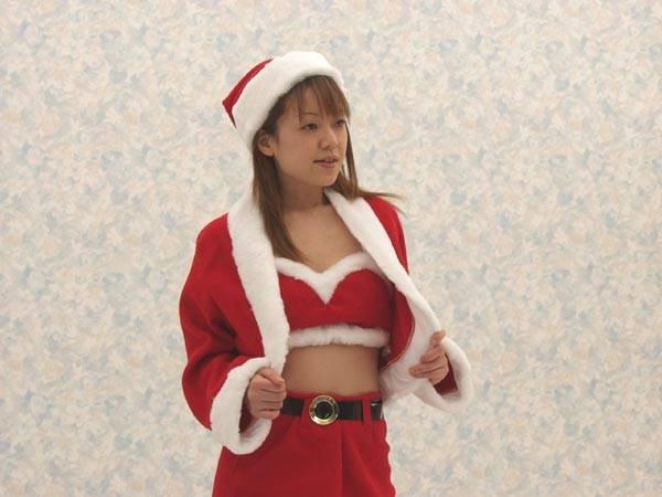 Japanese Santa Girls Momoko