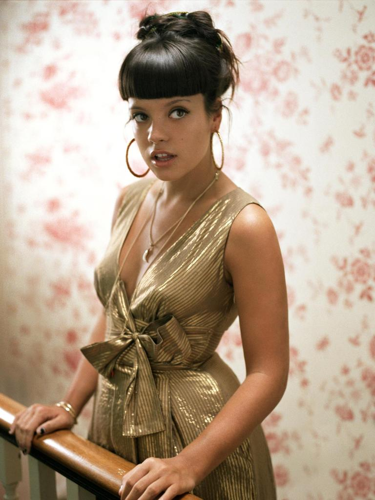 Lily Allen picture