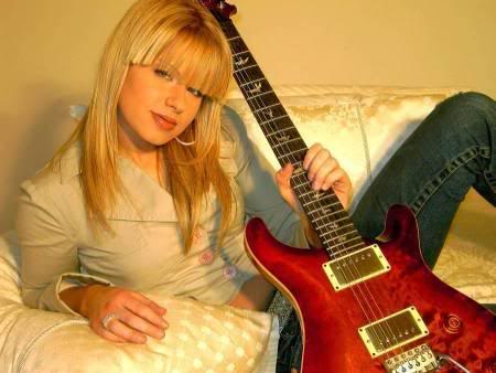 Orianthi Panagaris photo