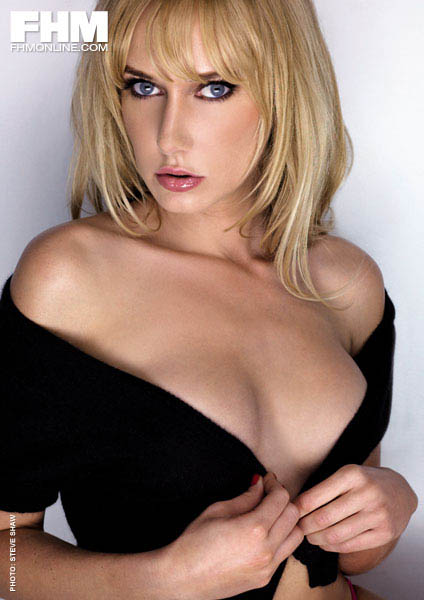 Kimberly Stewart hot photo
