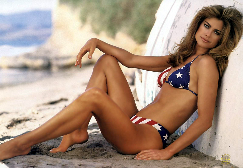 Kathy Ireland hot picture