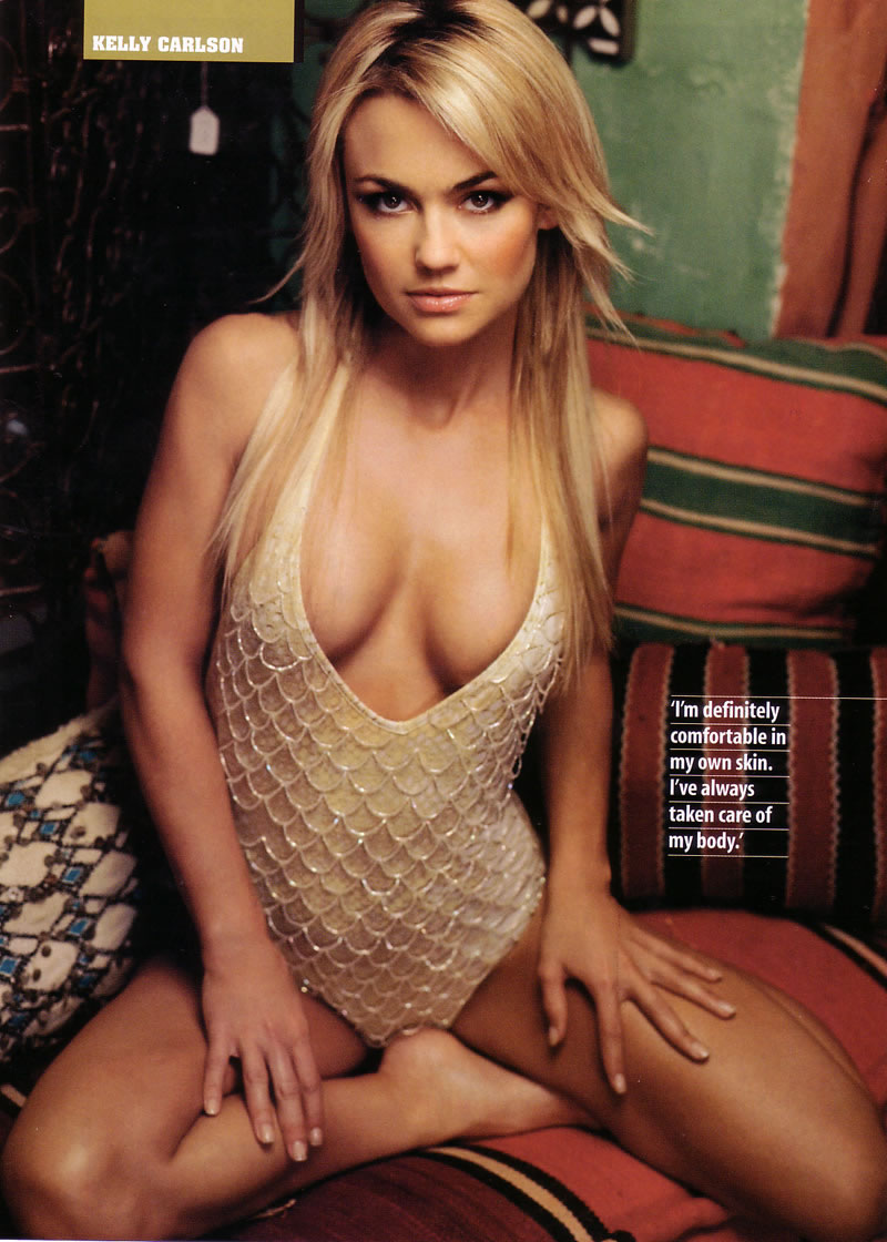 Kelly carlson hot