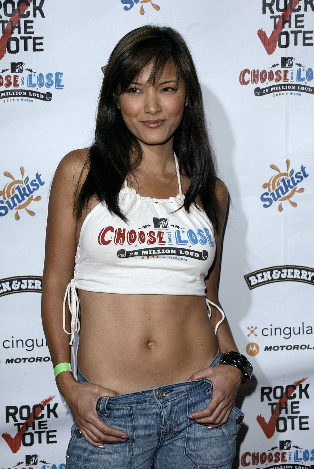 Kelly Hu hot picture