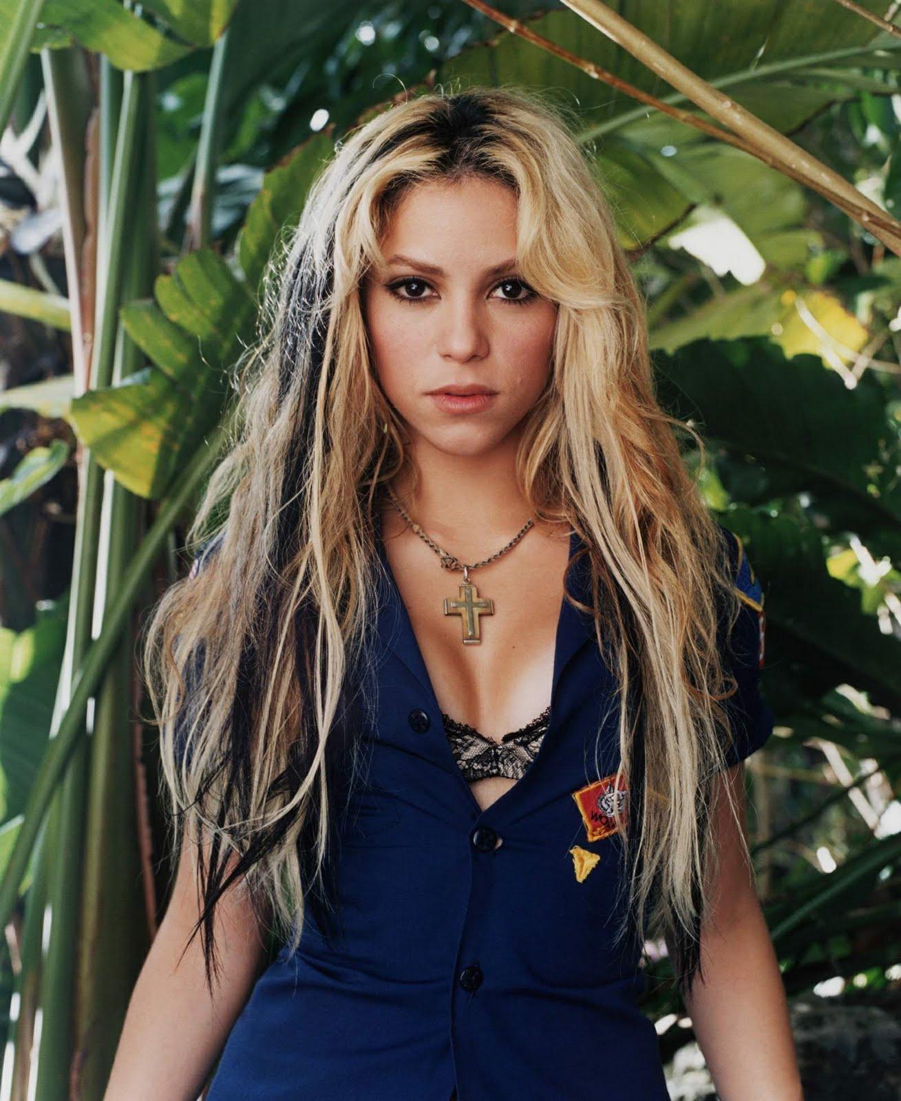 Shakira sexy foto