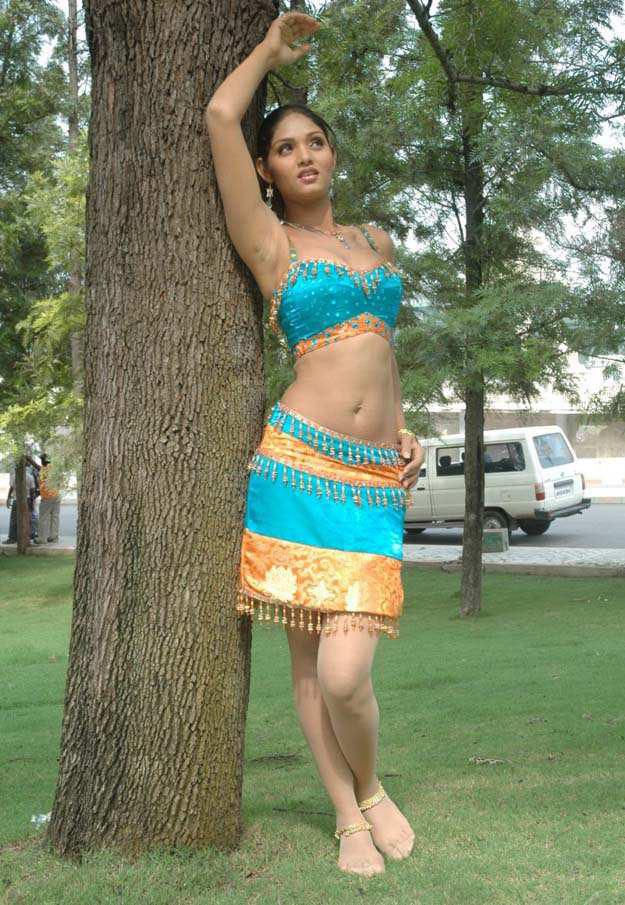 Deepika Chari hot picture