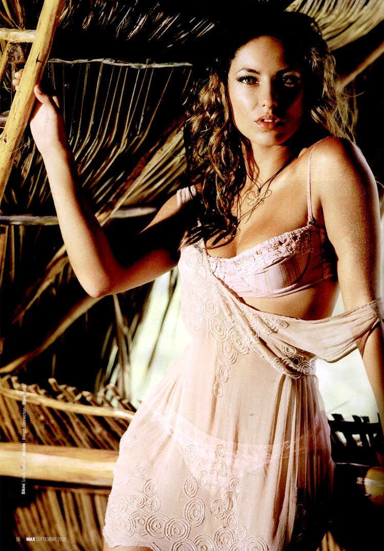 Barbara Mori hot picture