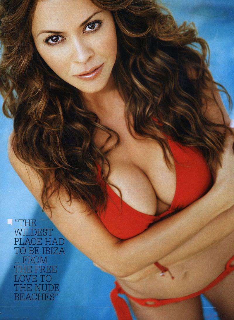 Brooke Burke sexy pic