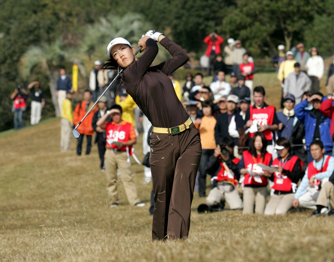 Michelle Wie Picture