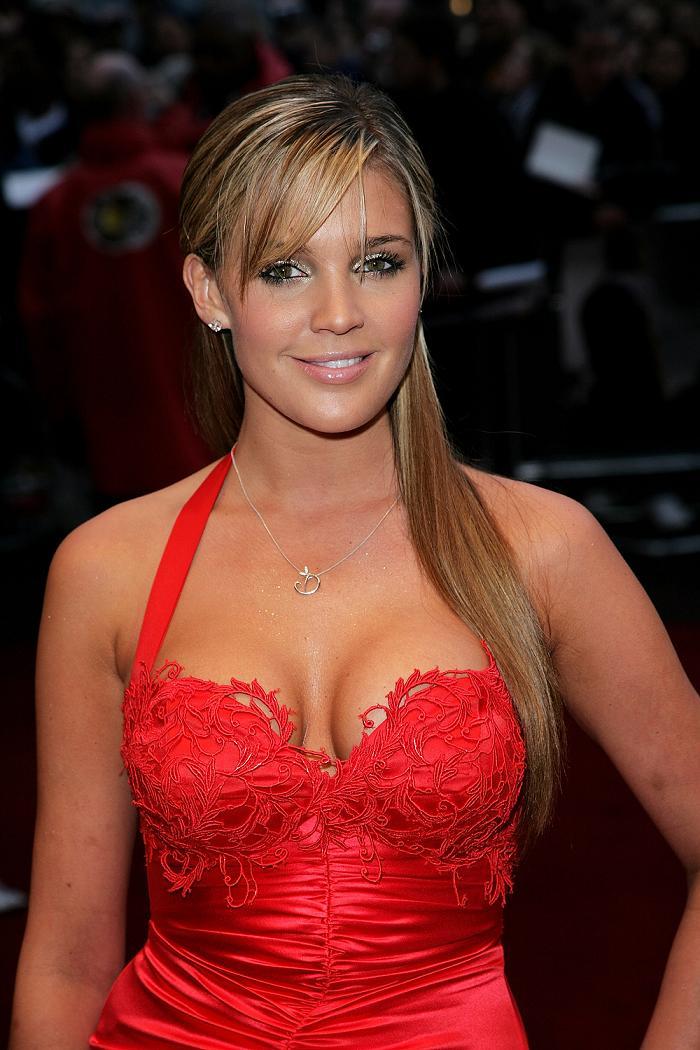 Danielle Lloyd Sexy Picture
