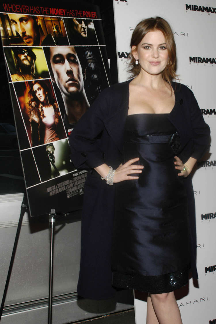 Isla Fisher hot picture