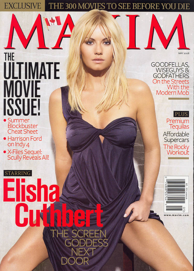 Elisha Cuthbert sexy foto