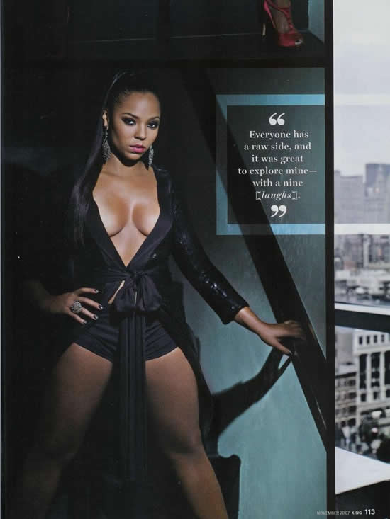 Ashanti Hot Photo