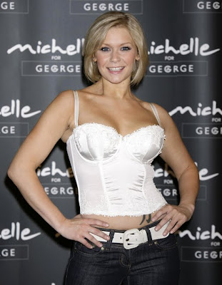 Suzanne Shaw Sexy Picture